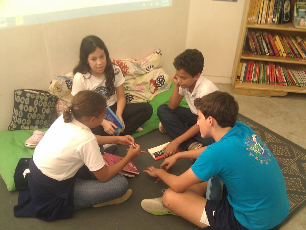 7th Grade reading club