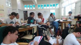 grade 12 discussion